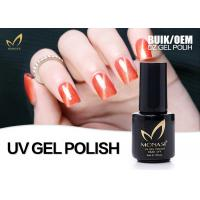 Colors Varnish Cat Eye Gel Nail Polish Bling Nail Gel For Tips 1 - 2 Mins Cure Time