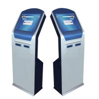 China 17 inch Double Thermal Printer Queue Ticket Machine for Queue Token Number Management System on sale