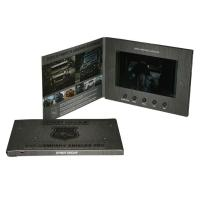 High definition TFT Video Booklets / video greeting card with Touch screen