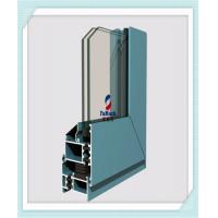 Lightweight Indoor Window Aluminum Profile AL6063 - T5 With Powder Coating