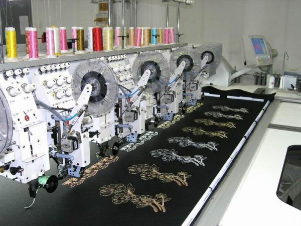 Машинная компьютерная вышивка что это
