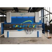 China 125 Ton Hydraulic Press Brake , 4000mm Aluminum Sheet Bending Machine For Mild Steel wholesale