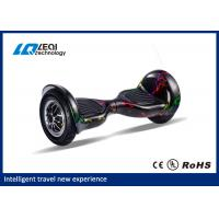 China 10 Inch Self Balancing Self Balancing Electric Scooter Board , 10 Inch Balance Scooter wholesale