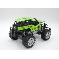 China Metal Shell Boys Rock Crawler Buggy Toy Friction Powered 4 Color 2 Size wholesale