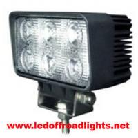 Buy cheap 18W IP68 waterproof LED work light from wholesalers