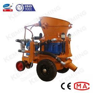 China Air Driven Gunite Dry Mix Shotcrete Machine For Mining Engineering wholesale