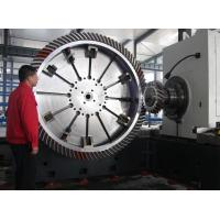 China Big Diameter Spiral Bevel Gear Outter Dia 2000mm 20CrMnTi Materials Long Using Life wholesale
