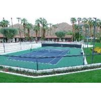 China Two Layer Elastic PU Sports Court (Tennis Court) wholesale