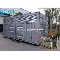 Buy cheap Modular Refrigeration Station with Compressor Unit , Control and Valves inside, from wholesalers