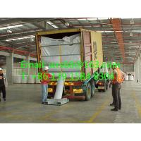 China Bulk bag transport Flexible pp bag bulk container liners for 20' 40' feet container on sale