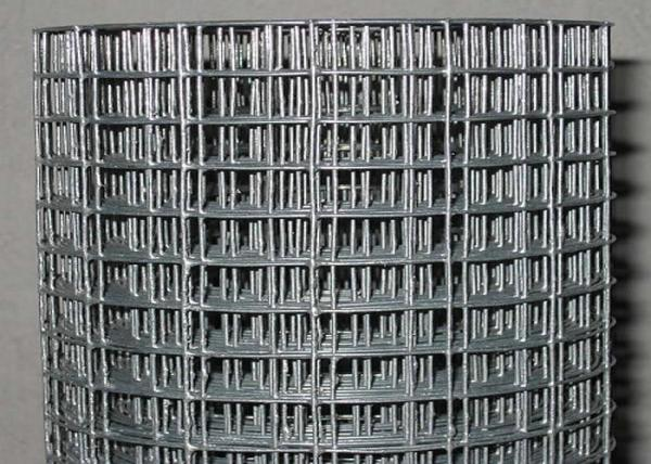 Quality PVC Coated Wire Welded Mesh Rolls 1 Inch 2 x 2cm Used For Mesh Fence for sale