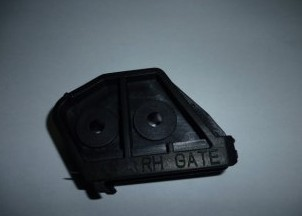 Quality PA66 GF15 Injection Molded Plastic Parts with PPAP and APQP capability For Automotive Body for sale