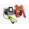 China 1 ton Electric Hoist 240v / electric chain hoist For workshop mining , dock wholesale