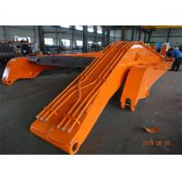 China ZX350 Hitachi Excavator Long Boom Suit 20 Meters 2.5T Counter Weight wholesale