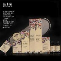 China RANCRNUO wholesale superior quality hotel amenities set/ bath and body works hotel amenities wholesale