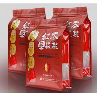 China Customize Standup Pouch With Zipper , Red Date Packaging Bags wholesale