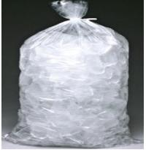 China Hand-sealing ice cube bag LDPE ice bag wholesale