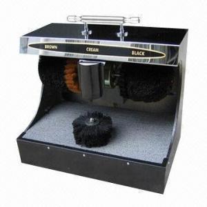 China Automatic Shoe Polisher with Sensor Start Working Way wholesale