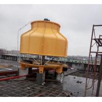 China IP54 Protection 20T Counterflow Cooling Tower , Bottle Type Cooling Tower Long Lifetime wholesale