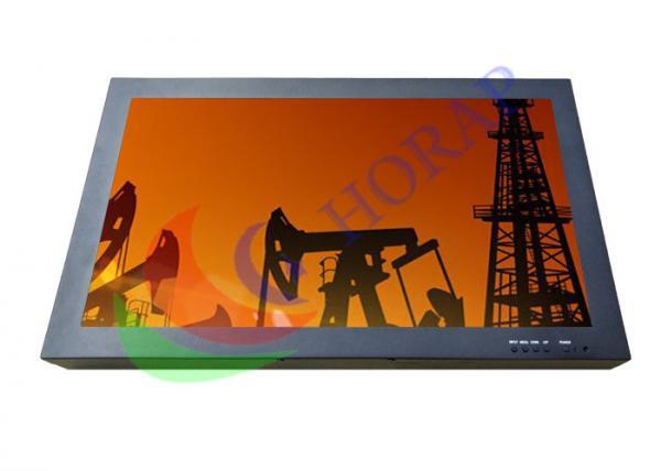 Quality Marco abierto del monitor LCD industrial con pantalla grande de 17,3 pulgadas para los centros comerciales for sale