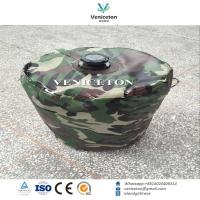 China Portable foldable camping water storage drum for outdoor  emergency water storage tank wholesale