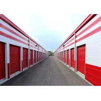 China Hot Rolled Steel Metal Warehouse Buildings For Storage Complex Function wholesale