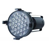 China 31 * 10W 7200k Ultra Bright White Theater Stage Lighting / Led DMX Auto Light For Exhibition wholesale