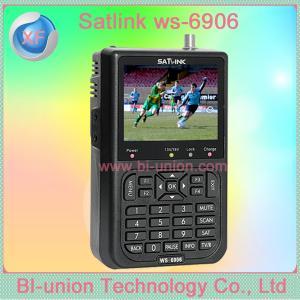China Satlink WS-6936 Satellite finder Spectrum Analyzer on sale