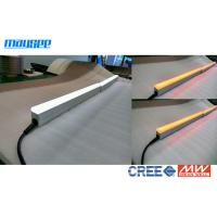 China RGB color changing LED linear Wall Washer light with acrylic diffuser on sale