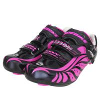 China EVA Insole Lycra Inner Ladies Mountain Bike Shoes 35-39 Complete Size Choice wholesale