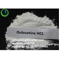 China 99.5% Nootropic Powder Antidepressant  Raw Powder Duloxetine HCL wholesale