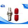 China Les adaptateurs optiques de petite taille à plusieurs modes de fonctionnement de connecteur de fibre de D installent facilement pour CATV/bande large wholesale