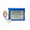 China For Nihon Kohden Monitor Battery BSM-2303 BSM-2304 BSM-2353 1.2 Volt Rechargeable Batteries wholesale