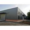 China University steel structure indoor stadium with mezzanine office wholesale