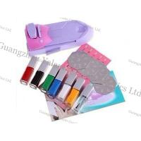 China CE Certified Nail Art Printer With Nail Stamps , On / Off Switch For Nail Art Designs wholesale