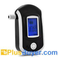 China Executive Breathalyzer - Digital Alcohol Breath Tester with LCD Screen wholesale