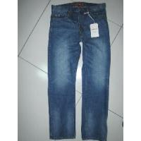 China Men′s Denim Pant Approved by ISO2001 Certificate wholesale