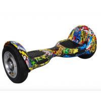China Safe Freefeet Self Balancing Electric Scooter Hoverboard With 10 Inch Wheels wholesale