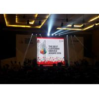 Buy cheap High Definition Indoor Rental LED Display For Concert Stage Decor , 1200nits Brightness from wholesalers