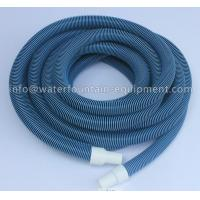 China Plastic Vacuum Hose Swimming Pool Accessories Durable EVA Spiral Wounded on sale