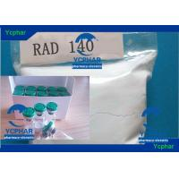China RAD 140 SARM Peptides Weight Loss Steroids For Women CAS 118237-47-0 wholesale