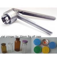 20mm vial crimple table crimping machine/20mm vial crimper vial bottle crimple