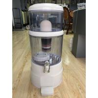 22L Capacity Water Dispenser Pot Domestic Ozone Water Purifier Table Top Installation