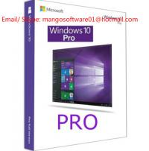 China 64 Bit FPP Key USB Activation Win10 Pro Windows System Activation Online License wholesale