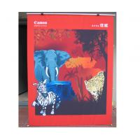 China Banner Display Stands / advertisement L banner Tension pp poster on sale