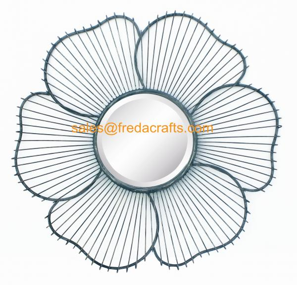 Sunflower Home Decor Metal Amazing Unique Shaped Home Design : chinafactorystrongstylecolorb82220metalwirestrongdecoratedsunflowershapestrongstylecolorb82220wallstrongmirrorf from uhome.us size 2524 x 2424 jpeg 1023kB