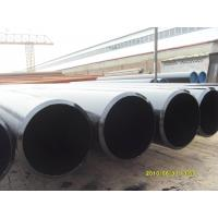 China Non-alloy Seamless / SSAW API 5L Line Pipe 18 Inch 24 Inch SCH40 SCH80 , BE Coated wholesale