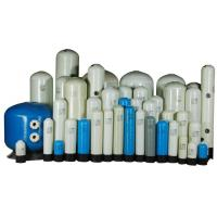 Water Treatment Reverse Osmosis System Home Water Softener FRP Pressure Vessel