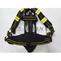 China PVC Plastic Air Breathing Apparatus Back Support Care SCBA Harness Assembly wholesale