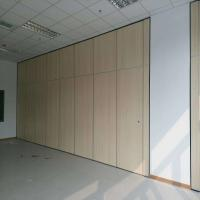 China Floor to Ceiling Movable Wooden Soundproof Partition Walls Malaysia Interior Position wholesale